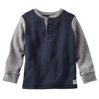 OshKosh B'gosh Thermal Henley - Boys