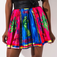 Newest Fashion Women Letter Print Skirt