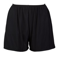 Plus Size Swim Shorts with Built-in Brief- Available in 5 COLORS