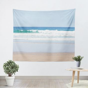 Rolling Waves 5 Tapestry