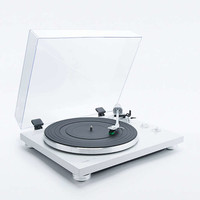 Teac TN-300 Analogue Record Player in White - Urban Outfitters