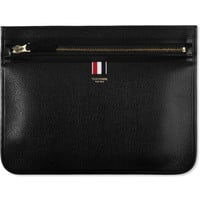 THOM BROWNE Black Leather Document Holder | HYPEBEAST Store. Shop Online for Men's Fashion, Streetwear, Sneakers, Accessories