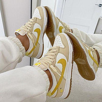 NIKE Low rise casual skateboarding shoes