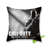 New Call Of Duty Black OPS II Square Pillow Cover