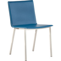 phoenix swoon chair in dining chairs, barstools | CB2