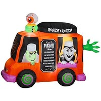 HALLOWEEN ANIMATED INFLATABLE 9' MONSTER Truck