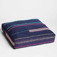 Magical Thinking Stitched Floor Pillow - Blue One