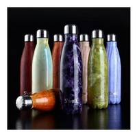 Outdoor Sports Water Bottle Bowling Cup  Stainless Steel  Vacuum Cup Creative Coke Bottle Dual Hot and Cold Vacuum Insulation Cup  [8833975564]