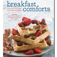 Williams-Sonoma Breakfast Comforts Cookbook - New Edition