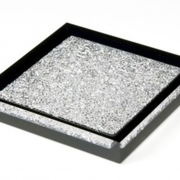 Buy the Implexions Crystal Infinity Drink Coaster with Swarovski Elements