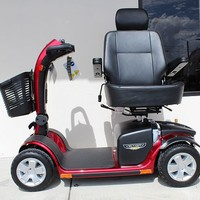 Victory Sport Scooter S710DXW - Pride Mobility 4-Wheel Midsize Scooters   TopMobility.com