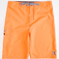 Hurley One & Only Mens Boardshorts Orange  In Sizes