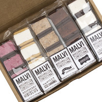 Malvi – Amply fluffy Marshmallow Cubes of Joy and Portable S'mores