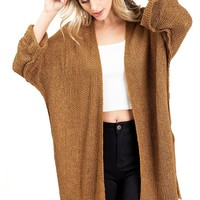 Light Breeze Knit Cardigan