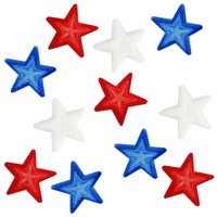 Patriotic Star Sugars