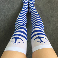 Strips and Anchor Socking