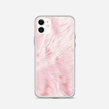 Fluffy Girly iPhone 11 Case