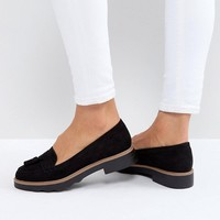 New Look Chunky Rand Loafer at asos.com