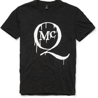 McQ Alexander McQueen - Printed Cotton T-Shirt | MR PORTER