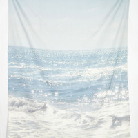 Ocean and Wishin' Tapestry | Mod Retro Vintage Decor Accessories | ModCloth.com