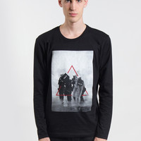 Rage Against Regime Long Sleeve Tee