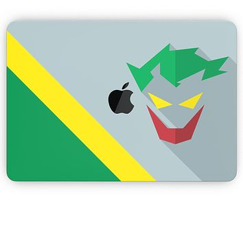 Comic Series / Dark Super Hero Wars 7 - Apple MacBook Pro, Pro with Touch Bar or Air Skin Decal Kit (All Versions Available)