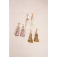 Taylen Tassel Earrings