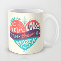 Frozen: Act of True Love Mug by Risa Rodil