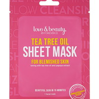 Tea Tree Oil Sheet Mask