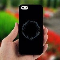 Tolkien LOTR inspired One Ring - Photo on Hard Cover For iPhone 5