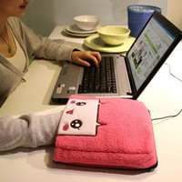 Cute USB Hand Warmer and Mouse Pad