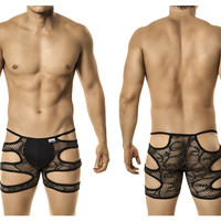CandyMan Lace Dominator Boxer
