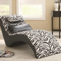 Coaster Home Furnishings Contemporary Chaise