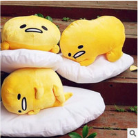 Online Shop Gudetama lazy monarch egg egg yolk brother doll pillow queen, lazy Egg plush toys, birthday gifts, Christmas gifts Aliexpress Mobile