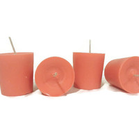 fruit punch soy votive, ecofriendly candles, vegan friendly gifts