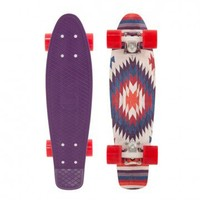 """Penny Skateboards USA Penny Holiday 22"""" Aztec - HOLIDAY SERIES - SHOP ONLINE"""