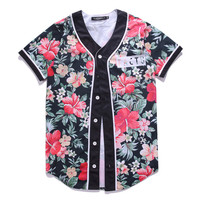 Floral Facts Jersey