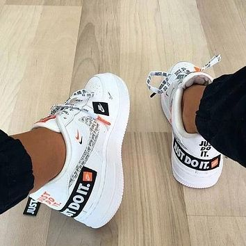 Nike Air Force 1 Low  Fashion Casual Low-Top Old Skool Shoes