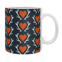 Caroline Okun Love Hunt Coffee Mug