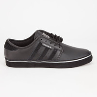 Adidas Seeley Classified Mens Shoes Core Black/Core Black/Gold Metallic  In Sizes
