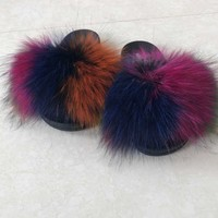 Drift fox fur slides