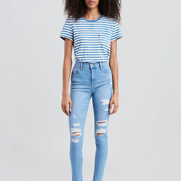 720 High Rise Super Skinny Jeans - Medium Wash | Levi's® US