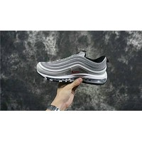 Nike Air MAX 97 silvery Size:36-45