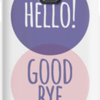 Hello and Good Bye by Easyposters2