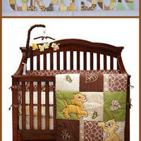 Disney Baby Lion King  Inspired Personalized/Customized  Wooden Letters for Children