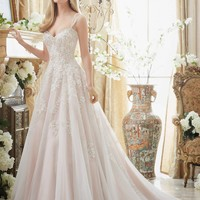 Wedding Dresses, Bridal Gowns, Wedding Gowns by Designer Morilee Dress Style 2881