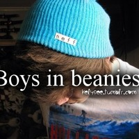 tumblr boys with beanies - Google Search
