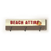 Beach Attire Decorative Wall Hanger