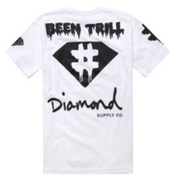 Been Trill x Diamond Supply Co. Hashtag 2 Tee at PacSun.com