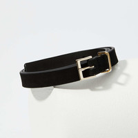 Suede Refined Belt | LOFT